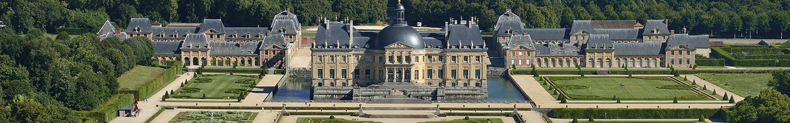 Coloriage Chateau Vaux Le Vicomte.10 Bonnes Raisons De Visiter Le Chateau Chateau De Vaux Le Vicomte