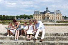 Jeu de piste enfants au Château de Vaux-le-Vicomte