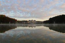 reflets et miroirs - château et jardin de Vaux-le-Vicomte