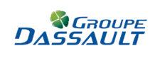 logo groupe Dassault partenaire