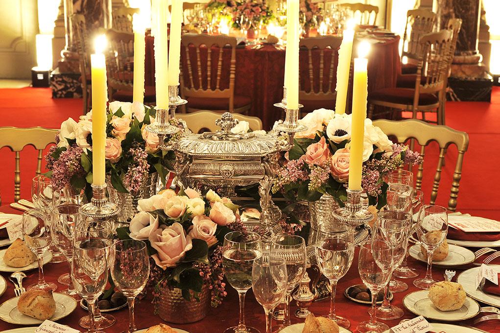 Décoration florale - services