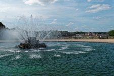 jeux d'eau et fontaines - jardin et château de Vaux-le-Vicomte